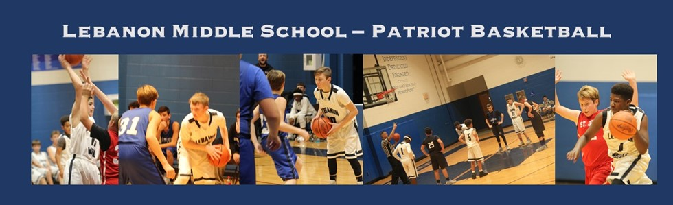 Lebanon Middle School Patriot Basketball