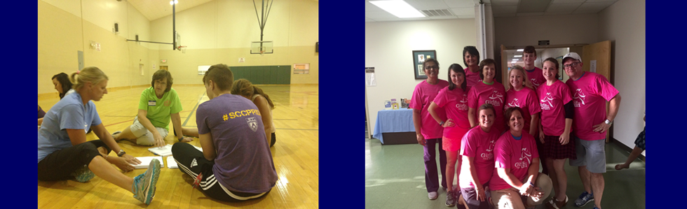 Marion countians attend training for GOTR and Heart & Soul.