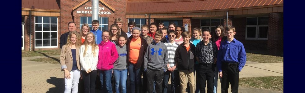 SCMS students travel to LMS to visit with Ky. Lt. Gov. Jenean  Hampton