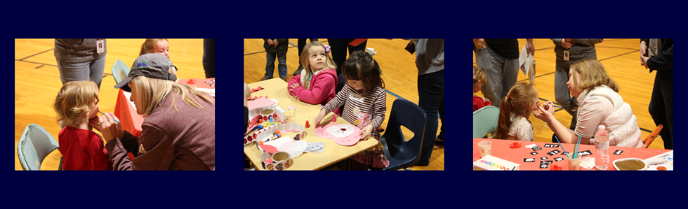 Marion County Public Schools held its annual Over the Top Preschool Registration event on Saturday, February 4, 2017 at Glasscock Elementary School.