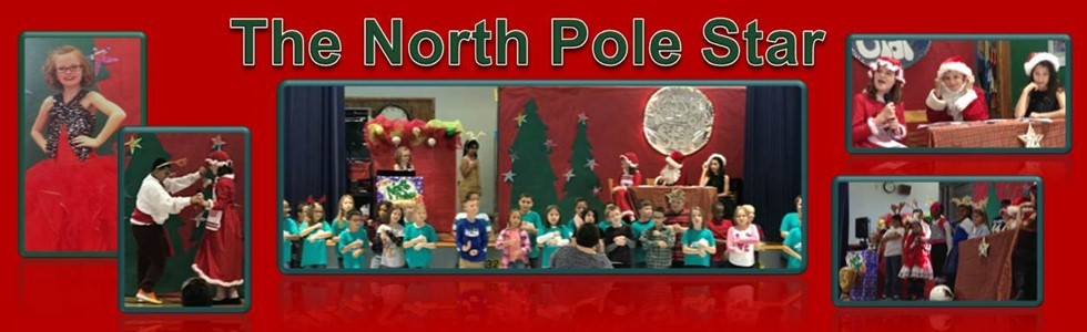 Lebanon Elementary School Third Graders present The North Pole Star.