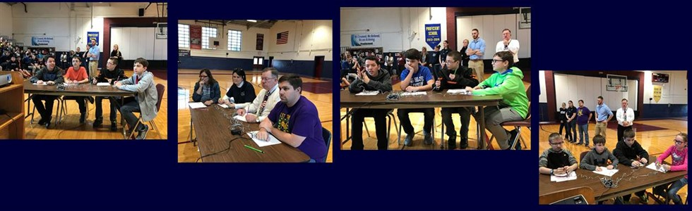SCMS Faculty/Student Quick Recall Scrimmage