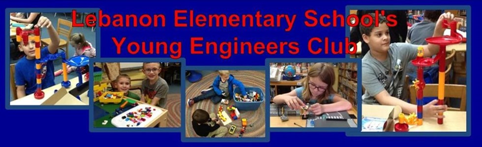 Lebanon Elementary School Young Engineers Club